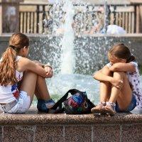 Мечты о девичьем :: Виктор Ковчин