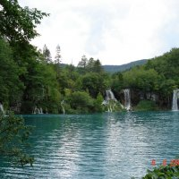 Водопады Плитвица Хорватия :: Игорь Липинский