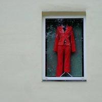 Красная одежда :: Юрий Бондер