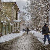 снег выпал :: Андрей Маслов