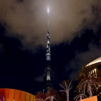 Самое высокое здание в мире :: михаил кибирев