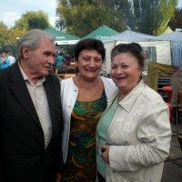 Дорогие мои старики :: Татьяна Пальчикова