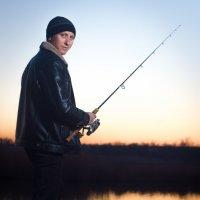 На рыбалке :: Aндрей Климюк