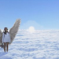 Там где живут ангелы :: Алексей Кудрявцев