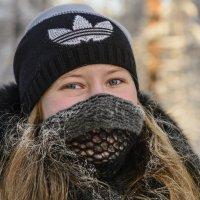 Холодно, но весело :: Вячеслав Овчинников