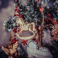 новогоднее :: Валерия Стригунова