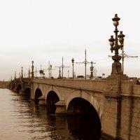 Мост через Неву :: wert wert