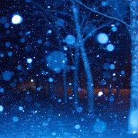 Зима в городе :: Ирина Богатырёва