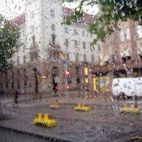 Дождь в Хельсинки :: vadim