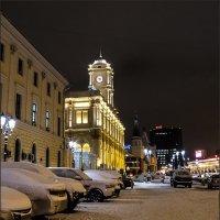 Ленинградский вокзал :: Наталья Rosenwasser