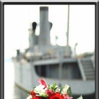 букет и корабль :: Дмитрий Проскурин
