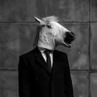 Конь в пальто :: Tarra Bazza