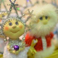Внучка Деда Мороза. :: Ольга