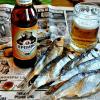 А не выпить ли пивка да с воблой! :: Михаил Столяров