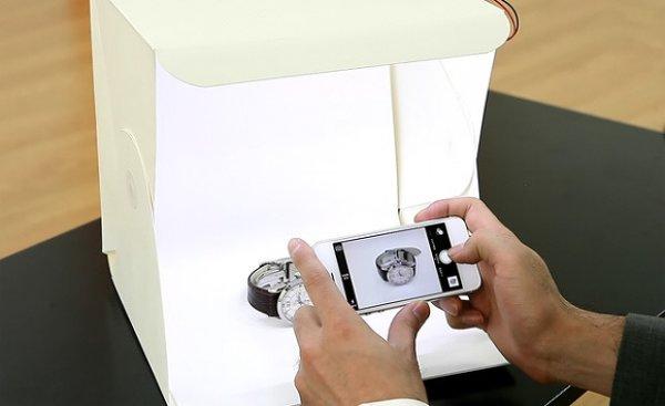 Фото в товаров как сделать
