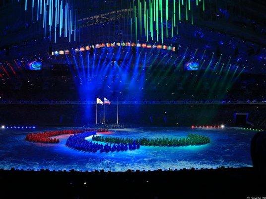 Итоги Паралимпийских Игр в Сочи
