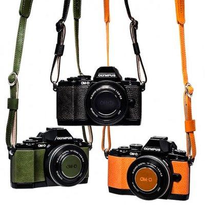 Премиумная беззеркальная камера Olympus OM-D E-M10 limited edition