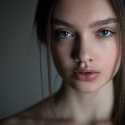 Съемка женских портретов в естественном свете