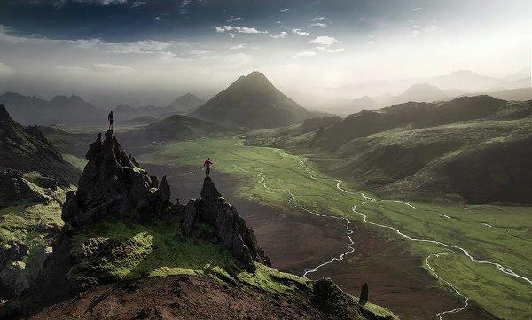 Сказочная природа в фото пейзажах Макса Райва