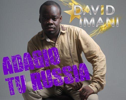 DAVID IMANI ( Official Video - ADAGIO TV RUSSIA )