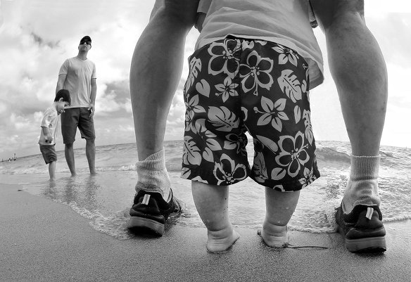 "Студенческое фото недели: "" Отцовство"", Мордашев Роман http://disted.ru/"