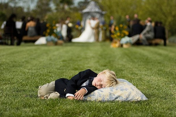 Свадебный фотограф. Обратная сторона работы