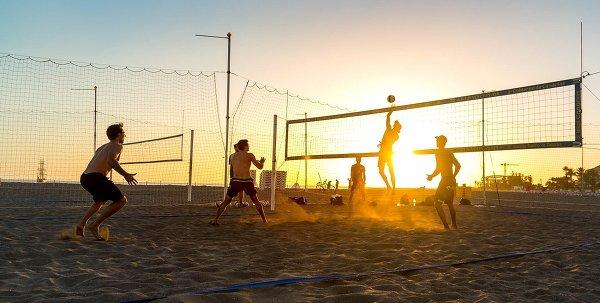 """Студенческое фото недели: """"Волейбол"""", Ткачев Илья http://disted.ru/"""