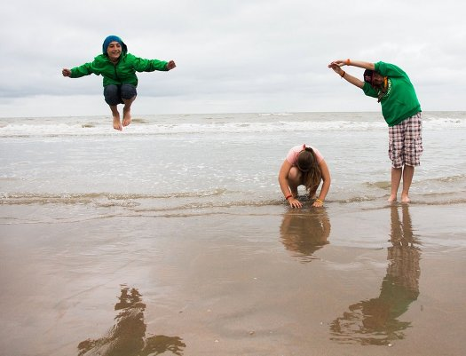 "Студенческое фото недели: ""Утренняя гимнастика"", Куртова Анна http://disted.ru/"