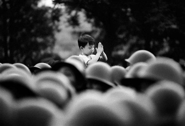 Фотожурналист Дарио Митидиери