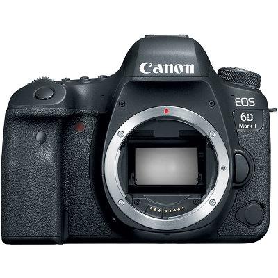 Возможности новой бюджетной полнокадровой зеркальной камеры Canon EOS 6D Mark II