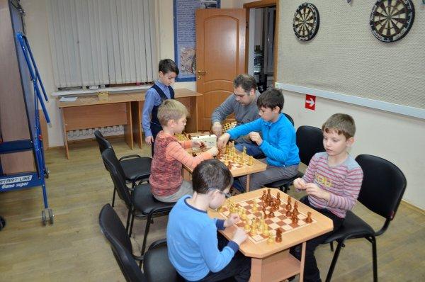 02.12.2017 Открытые соревнования по шахматам.