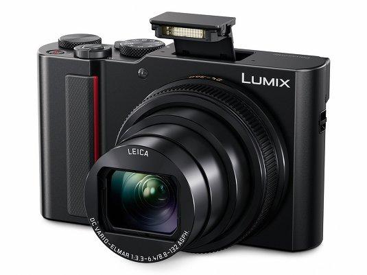 Характеристики и изображения новейшего компактного суперзума Panasonic LUMIX TZ200