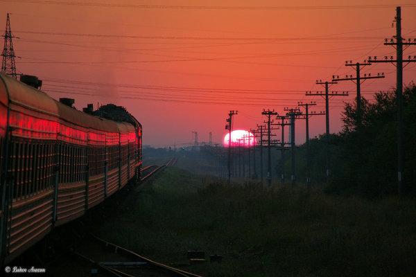 Trainspotting или снимаем поезда!