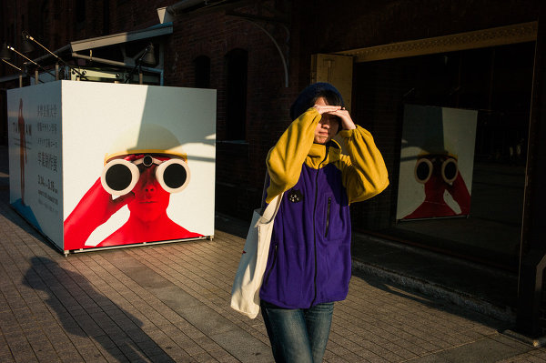 Фотограф Шин Ногучи