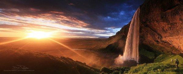 Несколько советов по съемке водопадов
