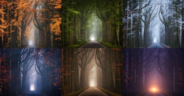 Семь чудес пейзажной съемки
