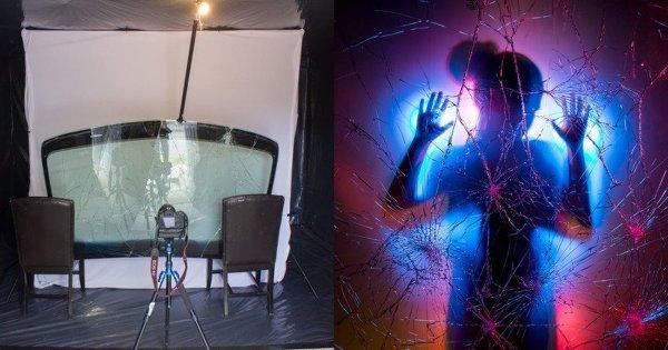 Портреты сквозь лобовое стекло