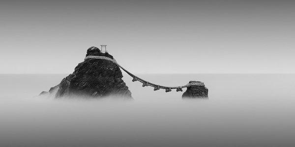 Чёрно-белые пейзажи Гэвина Данбара