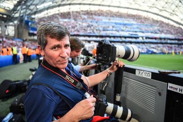 Как делать впечатляющие спортивные фото - советы Эдди Кио