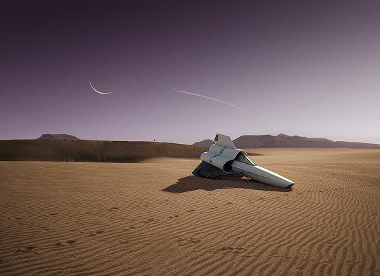 Вдохновение из космоса