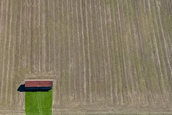 Художественные аэрофотографии