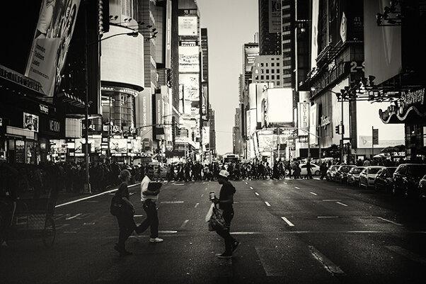 Уличные и архитектурные фотографии Алекса Тьюшера