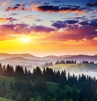 Итоги конкурса«Великолепие рассветов и закатов»