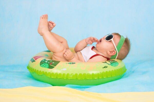 Лучшие идеи для фото малыша в первый год жизни