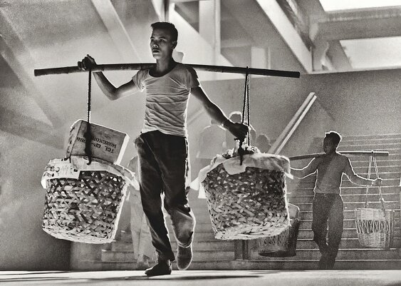 Знаменитый китайский фотограф Фан Хо
