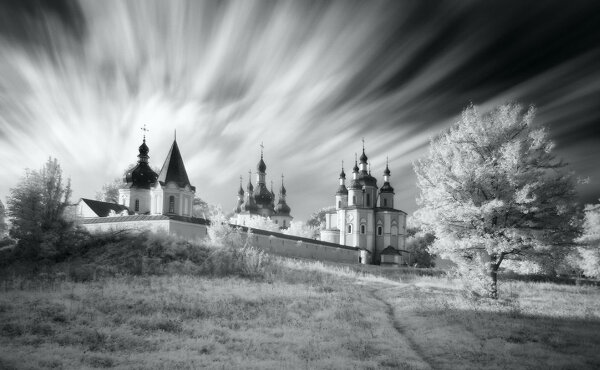 Русские пейзажи