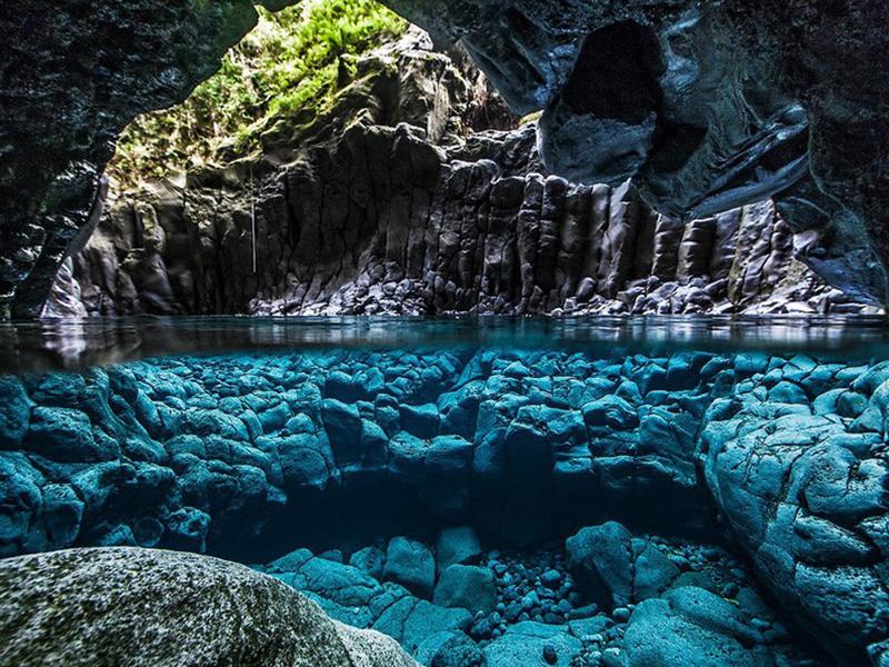 Необычные подводные фото