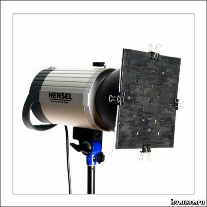 Оборудование фотостудии своими руками