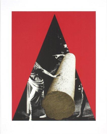 """Eva Rothschild, """"Classics"""", 2012"""