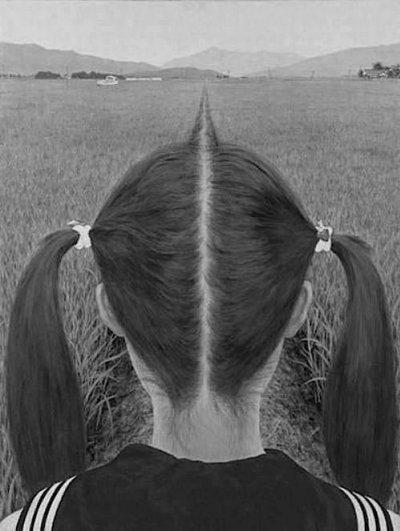 Принудительная Перспектива в Фотографии (Forced Perspective) - №50